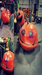 Pumpkin Nights Pumpkin Fish